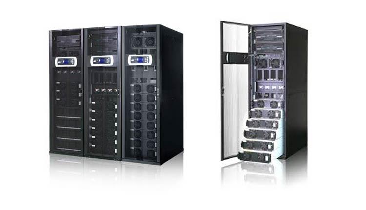 Modulon DPH Modular UPS, Delta Electronics
